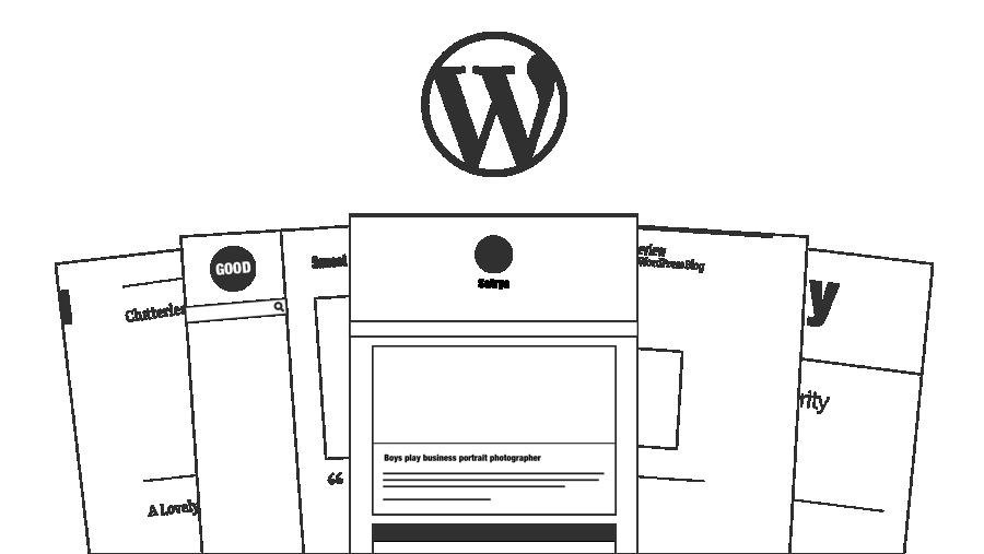 WordPress pour les auteurs: thèmes et plugins gratuits
