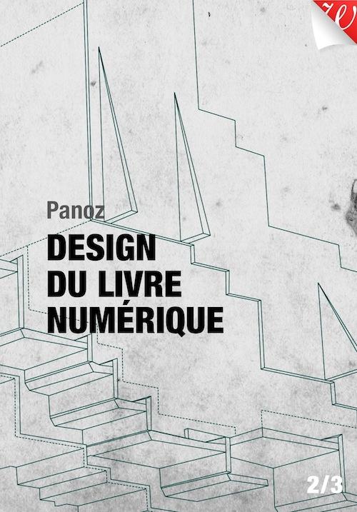 Couverture Design du livre numérique