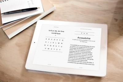 Le b.a.-ba. du livre numérique