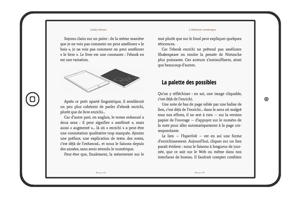 L'éditorial numérique