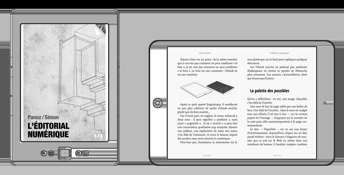 Éditorial|Design|Hack: publication des livres