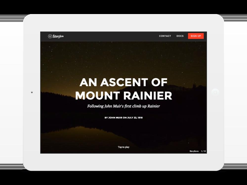 Storyform est un plugin WordPress qui permet de réaliser un magazine en ligne facilement.