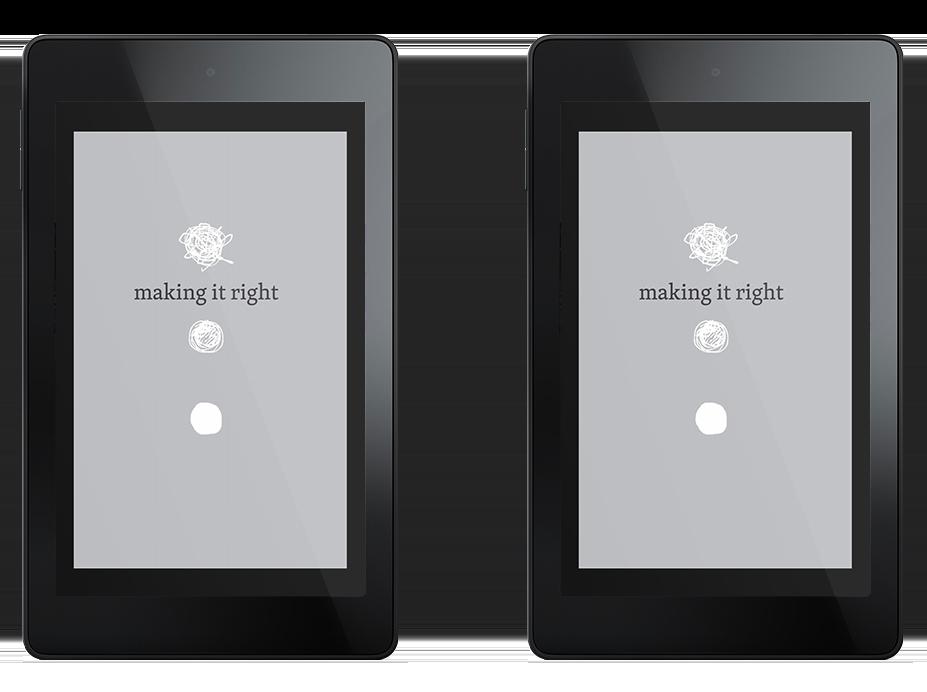 Couverture en double sur Kindle