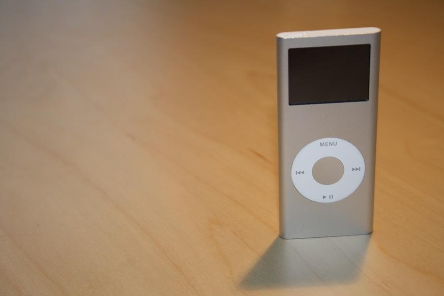 """La """"click wheel"""" de l'iPod, un design évident. © CC-BY-SA 3.0 MagicTom13"""