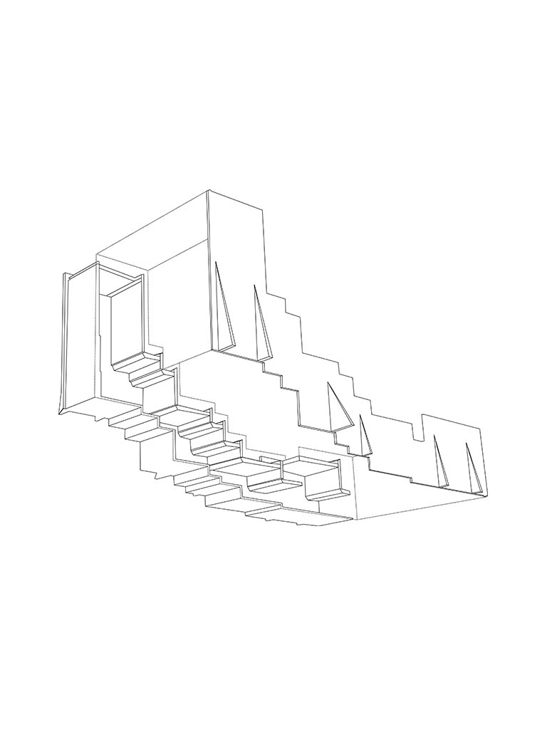 """La collection """"Édition/Design/Hack"""" débute sur un élément graphique pour lier les 3 livres qui la composent."""